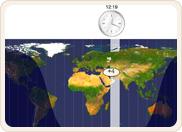 المناطق الزمنية